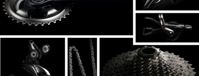 Shimano wprowadza do oferty nową grupę osprzętu XTR – M9000