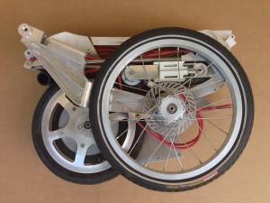 Bike Intermodal złożony