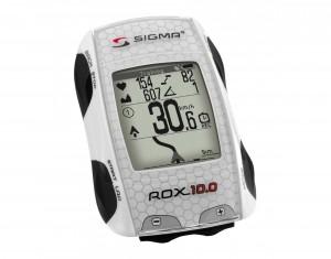 Sigma Sport Rox 10 Biały