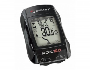 Sigma Sport Rox 10 Czarny