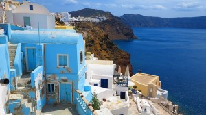 Grecja - wybrzeże