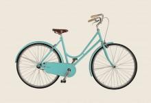 Stylowy rower miejski – jazda po mieście