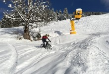 Jakie opony rowerowe wybrać na zimę?