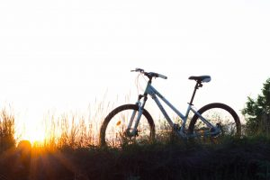 Bagażnik rowerowy na hak idealny na wakacje